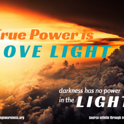 Amp Your Power ~ Shine Your LOVE LIGHT!