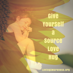 Give YourSelfaSource LoveHug
