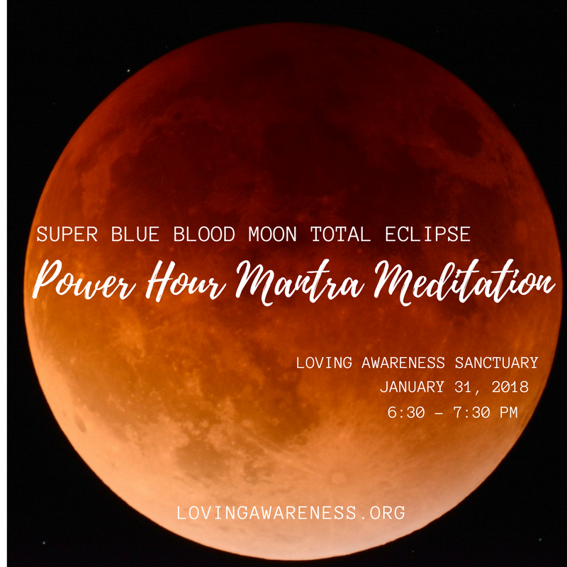 blood moon eclipse meditation - photo #8
