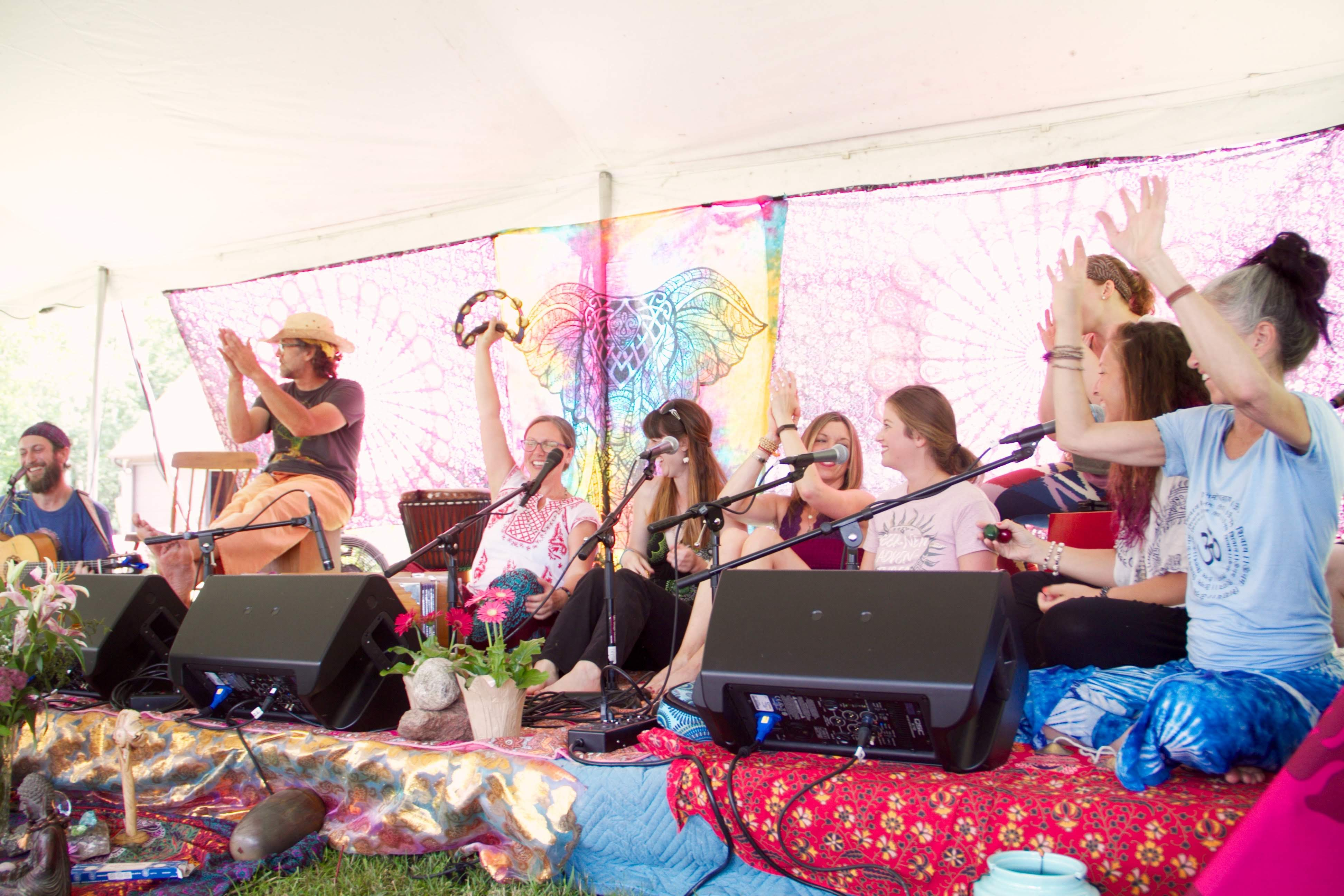 Kirtan Artists Sound Healers Soul Family | Loving Awareness